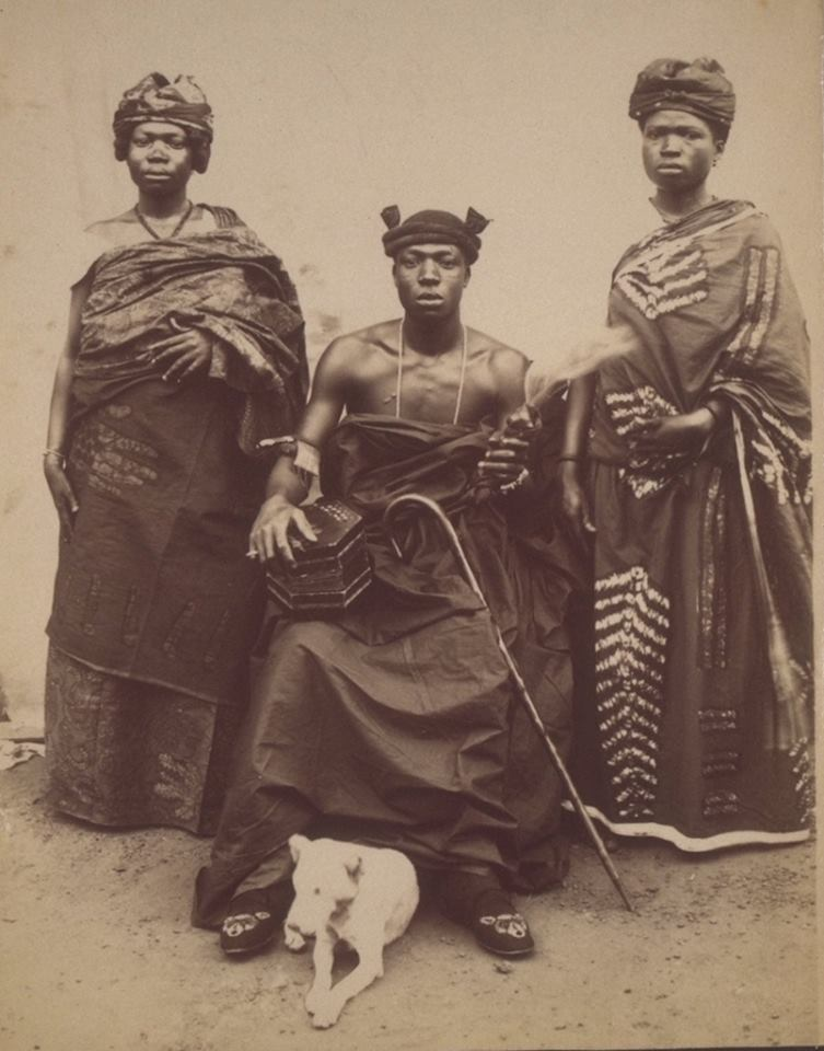 19th 20th century pictures of kings in ghana (10)