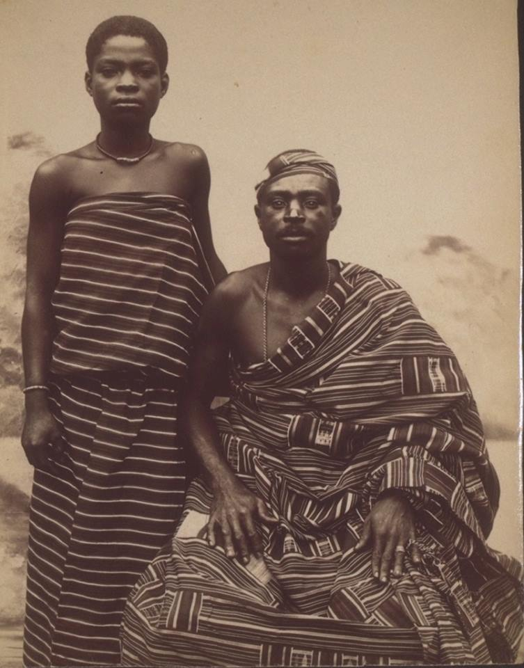 19th 20th century pictures of kings in ghana (14)