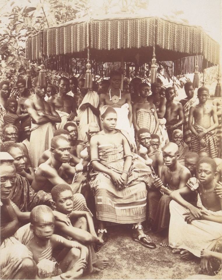 19th 20th century pictures of kings in ghana (19)