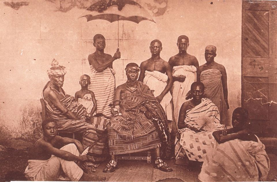19th 20th century pictures of kings in ghana (2)