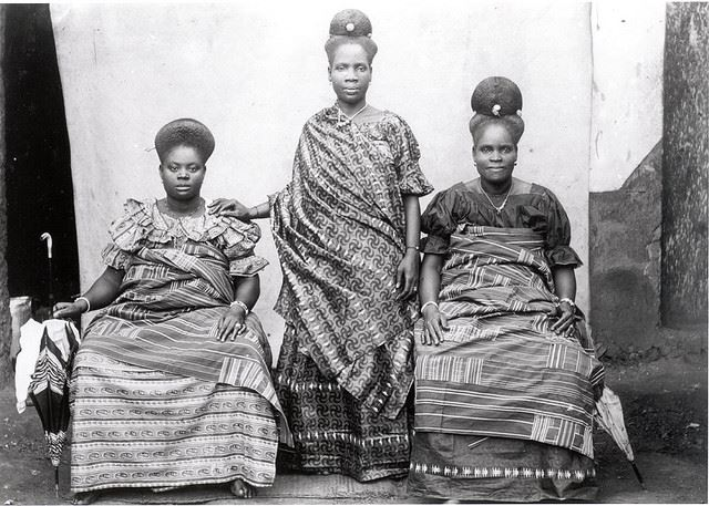 19th 20th century pictures of kings in ghana (23)