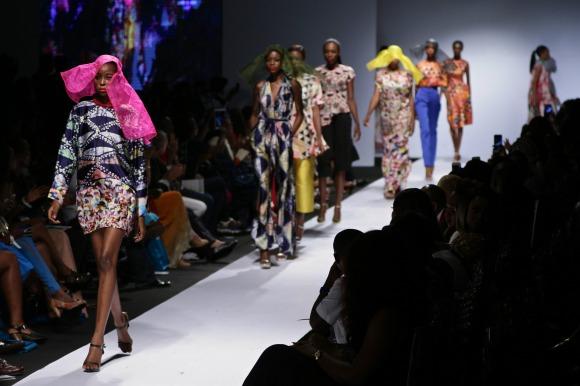 Lanre Da Silva lagos fashion and design week 2015 african fashion fashionghana (29)