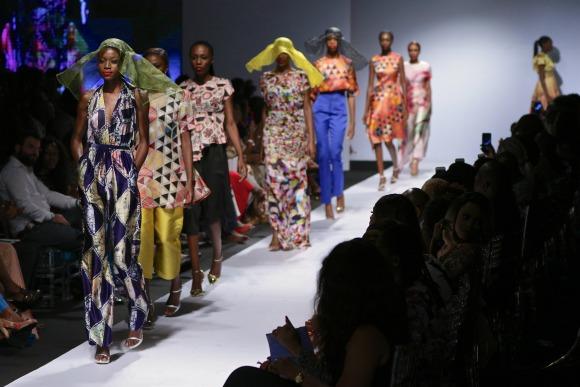 Lanre Da Silva lagos fashion and design week 2015 african fashion fashionghana (30)