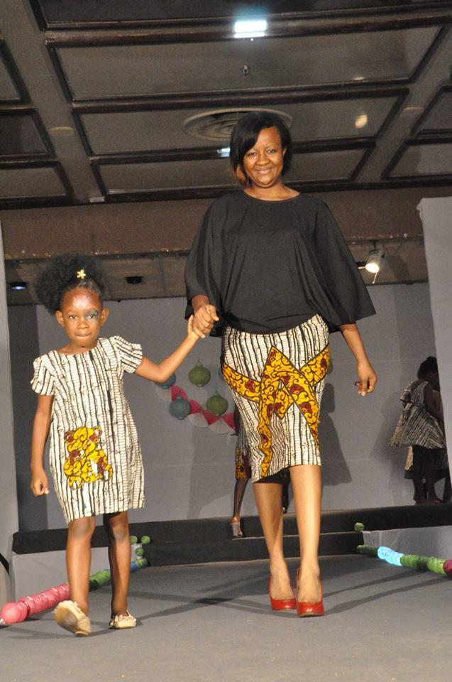 grace wallace africa kids fashion show (6)