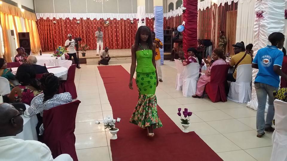 central african republic fashion show Diane Graziella Kpefio (11)