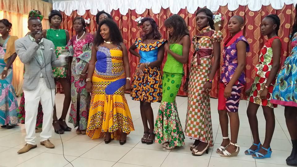 central african republic fashion show Diane Graziella Kpefio (18)