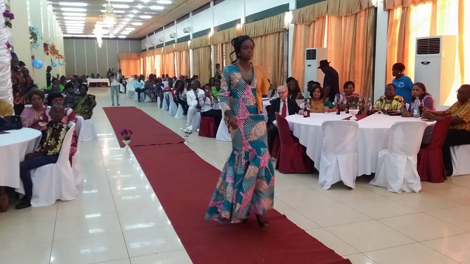 central african republic fashion show Diane Graziella Kpefio (4)