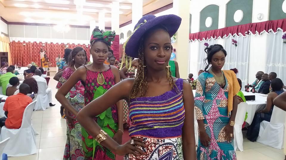 central african republic fashion show Diane Graziella Kpefio (9)