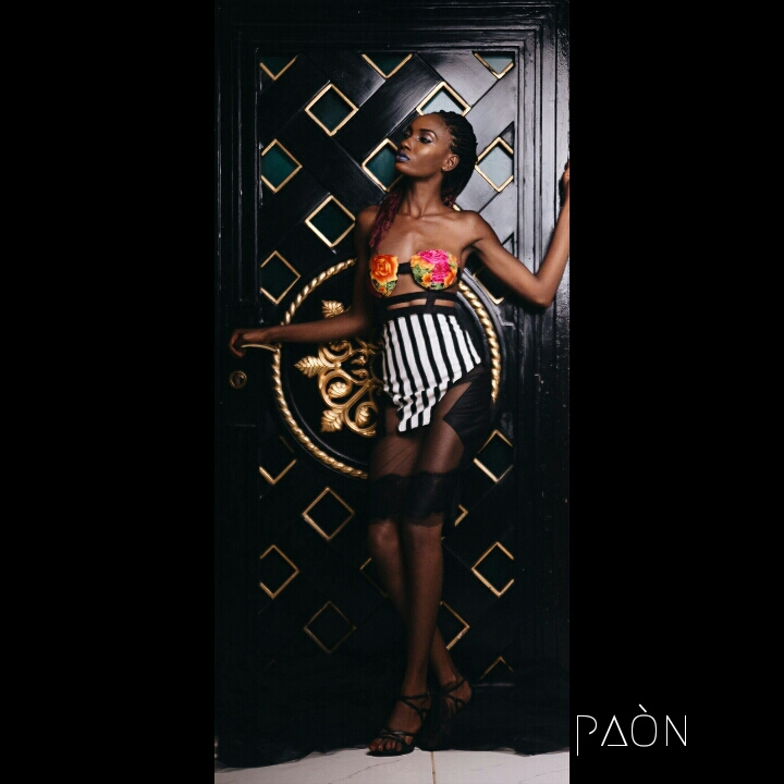 house of paon fashionghana african fashion look book (14)