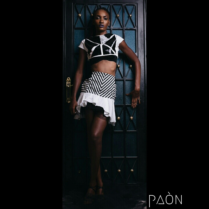 house of paon fashionghana african fashion look book (19)
