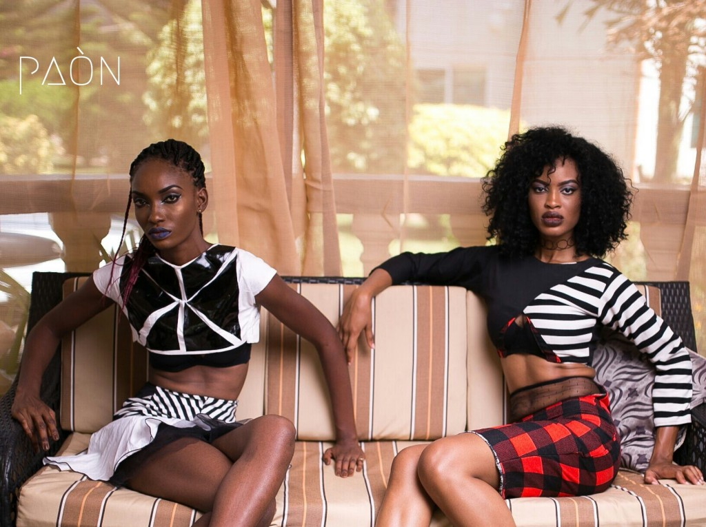 house of paon fashionghana african fashion look book (20)