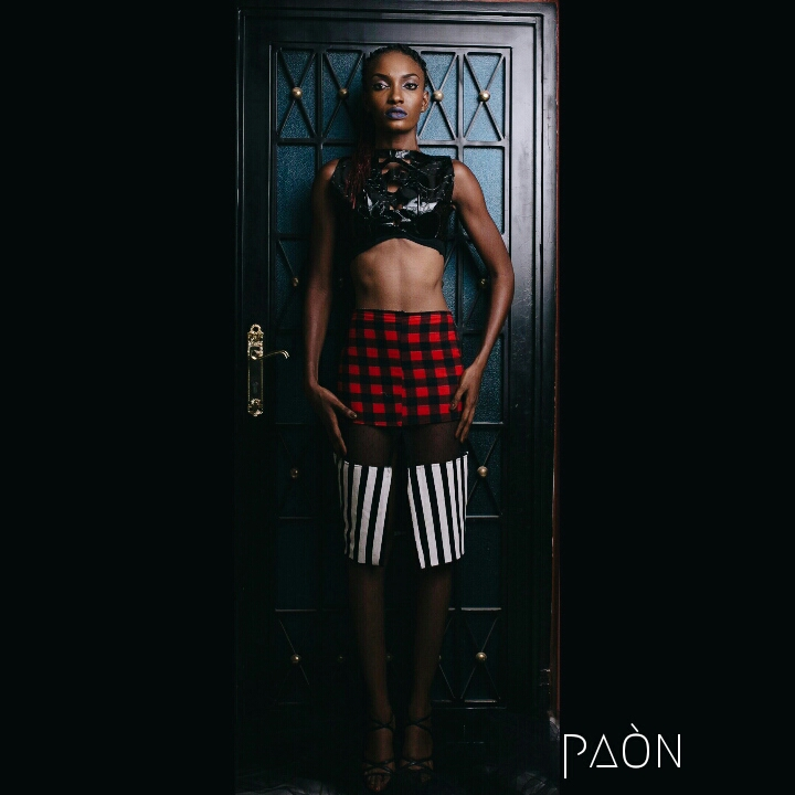 house of paon fashionghana african fashion look book (24)