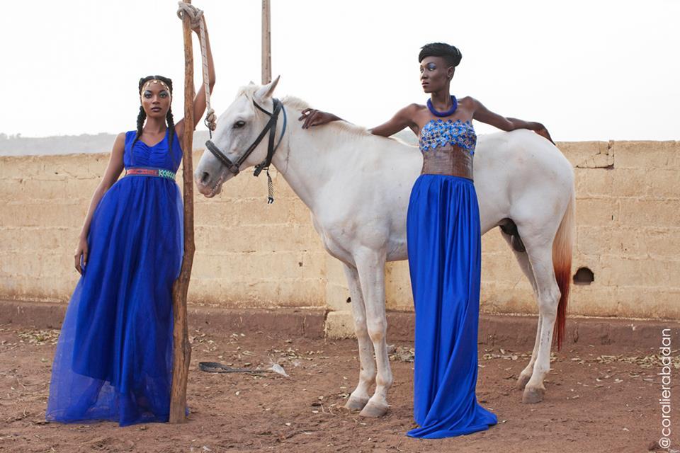 Les Indomptables mali fashion photoshoot african fashion (5)