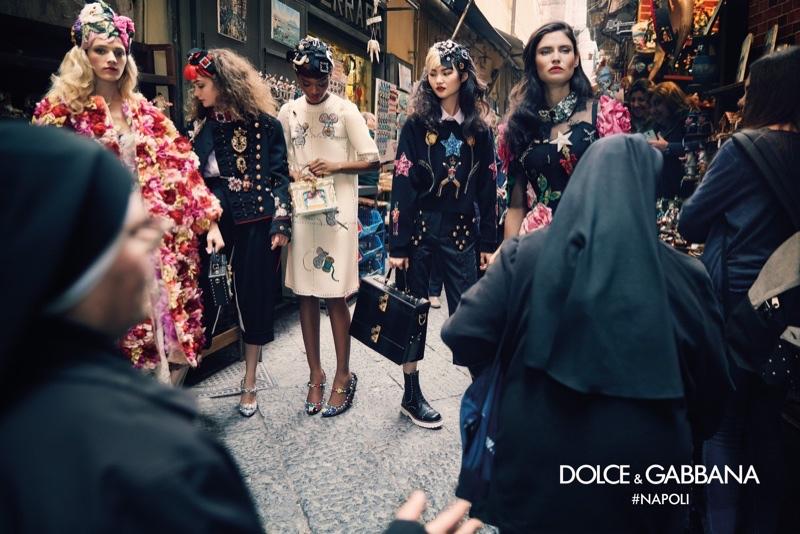 Dolce-Gabbana-Fall-Winter-2016 Campaignfashionghana-june-2016 (2)