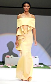 See All Designs From Day 1 @ Ghana Fashion & Design Week 2016