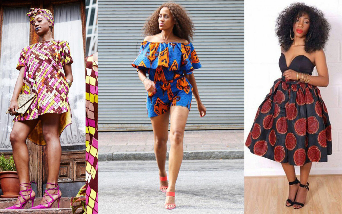 fGSTYLE: Got Legs? Love African Fashion? Check These Styles Out ...