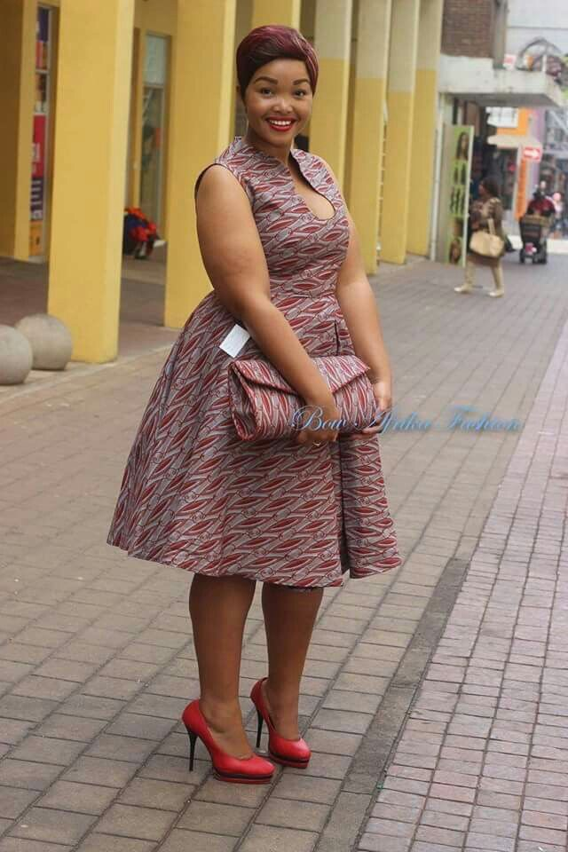 18 African Prints Styles For The Plus Size Woman ...