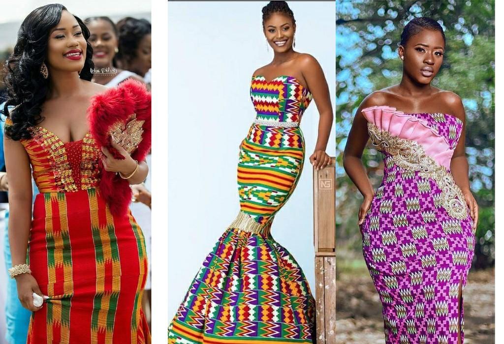 Bridal Inspiration 12 Beautiful Kente Styles To Inspire
