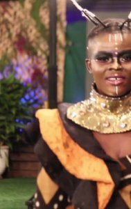 VIDEO: Watch The Full Video Of Noella Wiyaala's Crazy Performance For Akinko At Accra Fashion Week