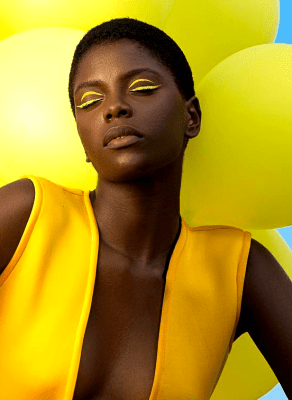 #HOTSHOTS: Photographer Rukie Jumah Captures Her Vibrant Perception Of Africa In This Fabulous Editorial Images