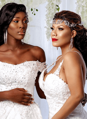 #HOTSHOTS: Gh Style Influencer Zynnelle Zuh Launches Her Bridal Styling Service, Zyellegant With A Haute Bridal Editorial