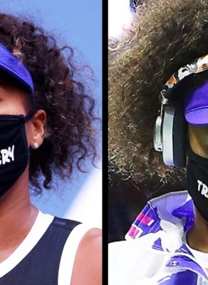 """""""Before I Am An Athlete, I Am A Black Woman"""" Tennis Star Naomi Osaka 'Says Their Name' With Fashion During Games"""