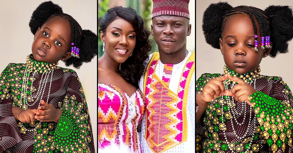 PICS: Rob Photography Turns Stonebwoy's Daughter Into A Stylish African  Queen In This Fabulous Photoshoot | FashionGHANA.com: 100% African Fashion