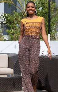 DAY 1 Accra Fashion Week | MILANDSTHER COLLECTIONS
