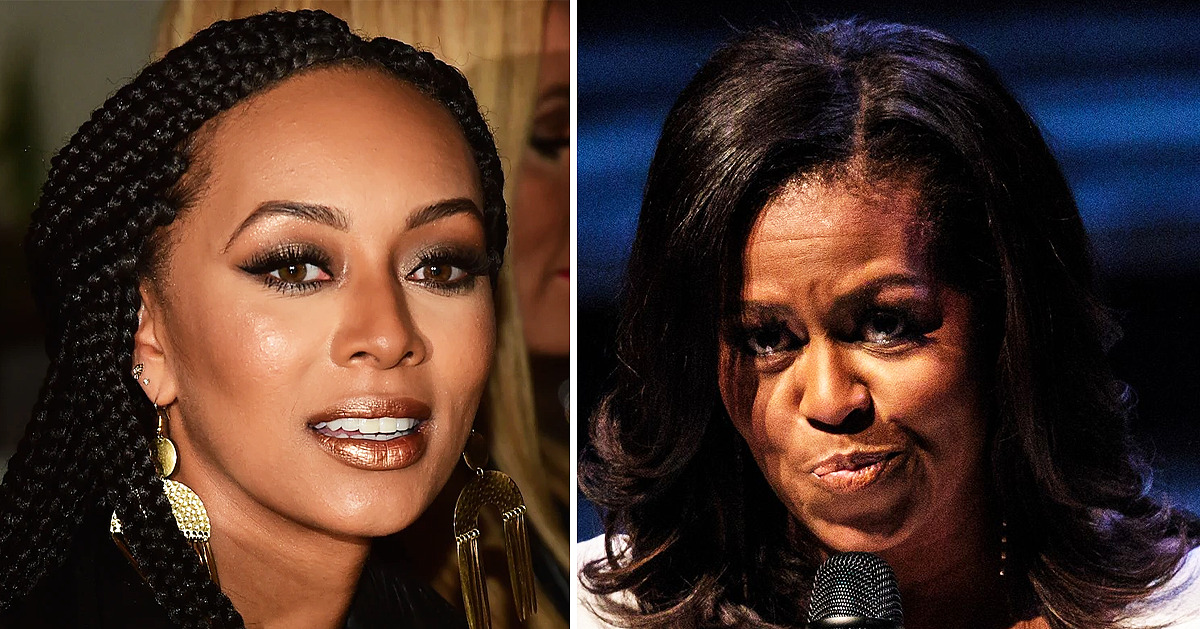 Keri Hilson Received Massive Support After Challenging Michelle Obama's Call  To Ban Trump On Social Media - FashionGHANA.com: 100% African Fashion