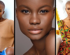 #MODELCRUSH: This Striking Liberian Model, Victoria Togoe Deserves To Be A Super Model Already!