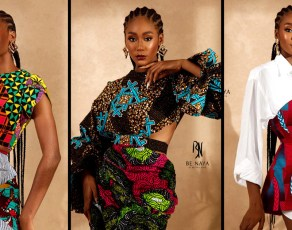 Here Are Some Juicy African Print Outfits From The Be Naya Brand You Will Fall Inlove With