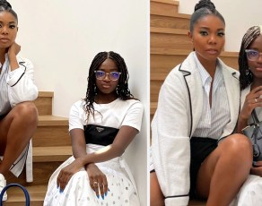 Gabrielle Union Hit With Backlash After Being Spotted With Her Cross-Dressing Son In This Prada Promo; SEE COMMENTS