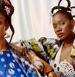 Gambian Fashion Brand AAJIYA Sheds Light On The History Of Cowry Shells In Her Beautiful New Collection 'PETAW'