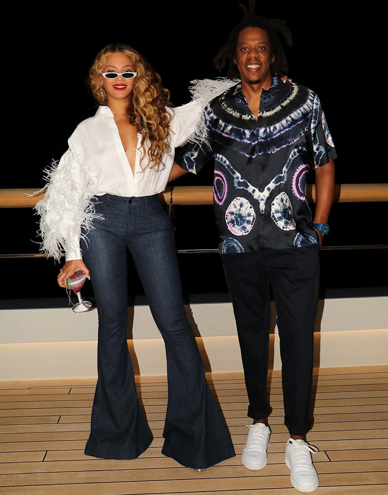 beyonce 40 years old jay z