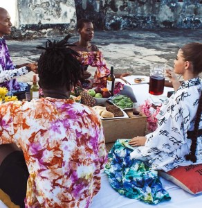 Attoh Tetteh Premiers The Fashion Film For His Fabulous New Collection 'Back To Basics'