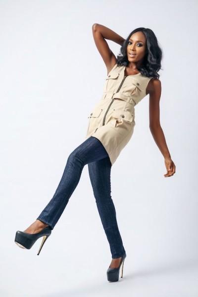 AD by Agbani Darego Affordable Luxury Lookbook December 2013 FashionGHANA African fashion (10)