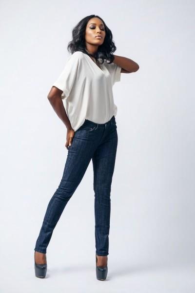 AD by Agbani Darego Affordable Luxury Lookbook December 2013 FashionGHANA African fashion (7)