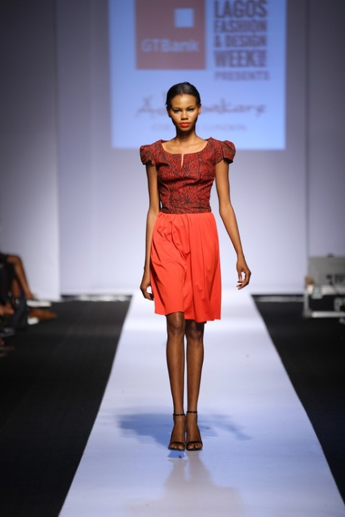 Ade Bakare lagos fashion and design week 2014 fashionghana african fashion (22)