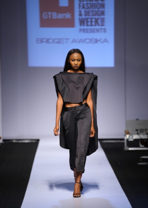 Bridget Awosika lagos fashion and design week 2014 fashionghana african fashion (5)