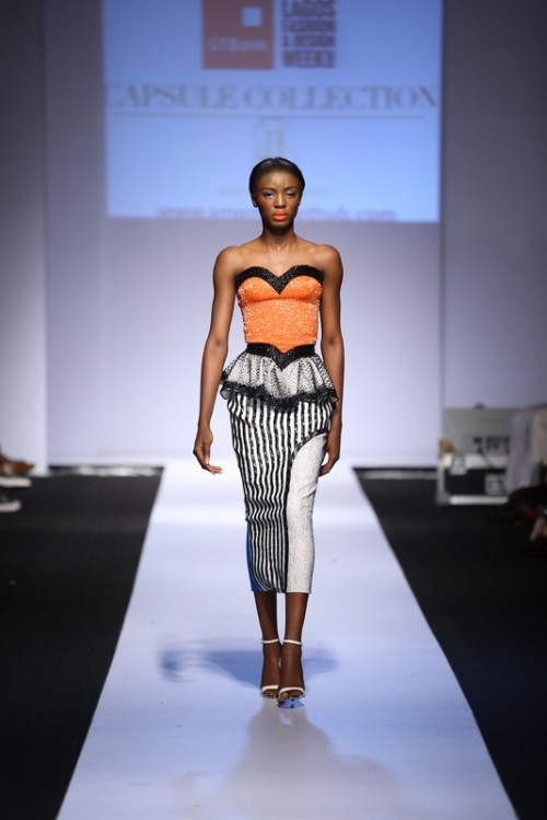 Capsule Collection lagos fashion and design week 2014 fashionghana african fashion (5)