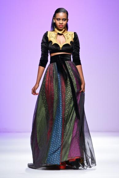 Chisoma  Zimbabwe Fashion Week 2014 day 3 fashionghana african fashion (12)