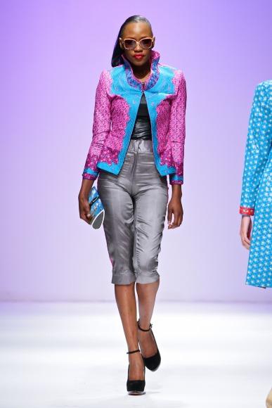Chisoma  Zimbabwe Fashion Week 2014 day 3 fashionghana african fashion (7)