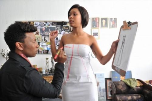 David Tlale-FashionGHANA.com