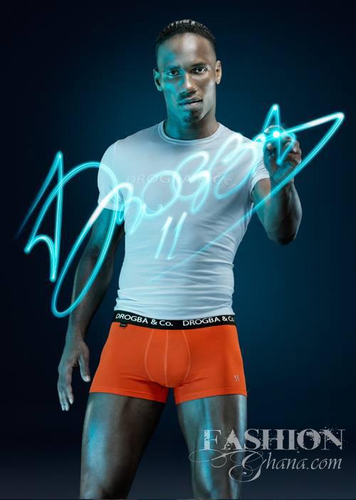 Didier Drogba underwear line label fashion (3)