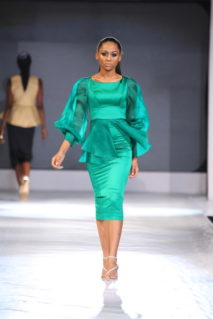 Ella and Gabby lagos fashion and design week 2013 fashionghana (9)