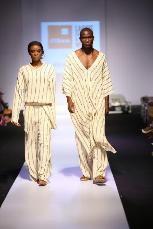 Kenneth Ize lagos fashion and design week 2014 african fashion fashionghana (2)