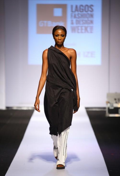 Kenneth Ize lagos fashion and design week 2014 african fashion fashionghana (5)