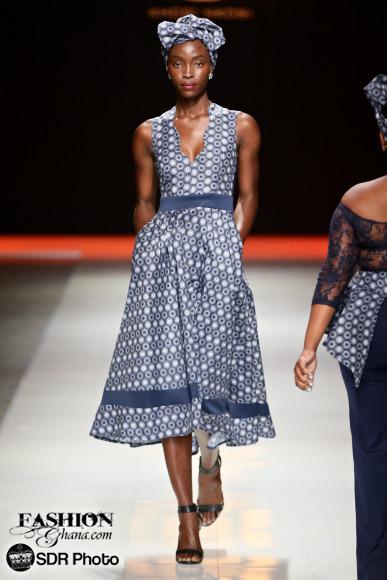 Khosi Nkosi mercedes benz fashion week joburg 2015 african fashion fashionghana (10)