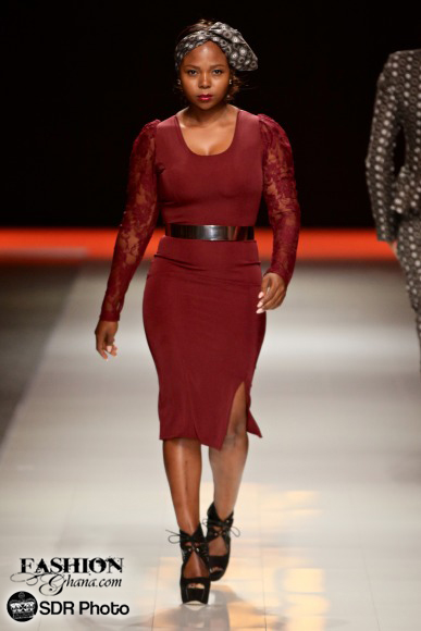 Khosi Nkosi mercedes benz fashion week joburg 2015 african fashion fashionghana (14)