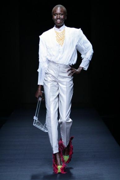 Khothatso Tsotetsi mercedes benz fashion week africa 2013 fashionghana african fashion (12)